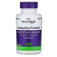 Natrol, Пробиотик Acidophilus , 1 млрд., 150 капсул