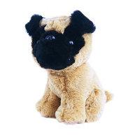 Мягкая игрушка 'Собачка Мопс', 20 см