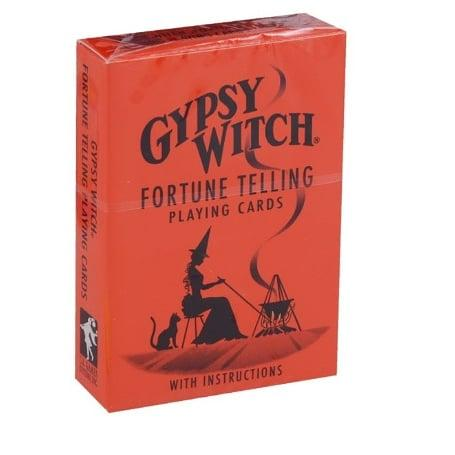 Gypsy Whitch Planing Cards (карты Цыганская ведьма)