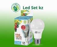 Лампа светодиодная LED-A60-Standard 15Вт 220В Е27 4000К 1350Лм