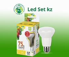 Лампа светодиодная LED-R63-Standard 8.0Вт 220В Е27 3000К 720Лм