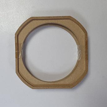 Кольцо №12 (под Фиолетки с бортиком)