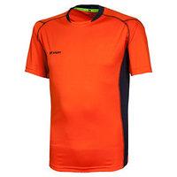 Футболка волейбольная 2K Sport Energy, orange/navy, XXL