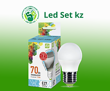 Лампа светодиодная LED-Шар-Standard 7,5Вт 220В Е27 4000К 600Лм