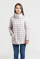 Куртка короткая женская светлая демисезонная Италия