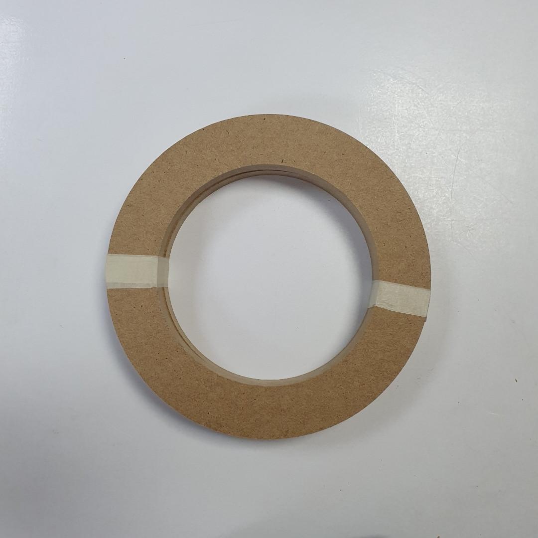 Кольцо №2v2 (16-ые Увеличенные без бортика)
