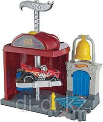 Игровой набор Hot Wheels Сити Пожарная станция