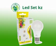 Лампа светодиодная LED-A60-Standard 11Вт 220В Е27 3000К 990Лм
