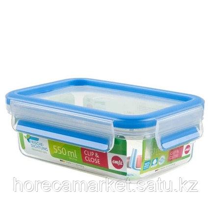 Контейнер пищевой CLIP&CLOSE классический 0,55 л., фото 2