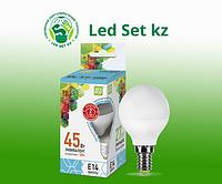 Лампа светодиодная LED-Шар-standard 5.0Вт 220В Е14 4000К 450Лм