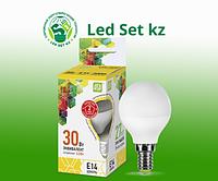 Лампа светодиодная LED-Шар-standard 3.5Вт 160-260В Е14 3000К 320Лм
