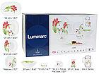 Столовый сервиз Luminarc Neo Carine IRIS 46 предметов на 6 персон, фото 2