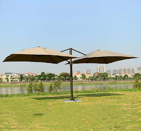 Зонты для кафе,ресторанов и отдыха  2.5*3.5м, фото 2
