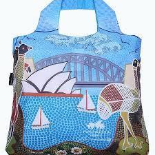 Экосумка Envirosax. Travel bag - Australia