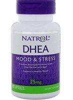 Natrol, ДГЭА, 25 мг, 180 таблеток