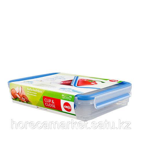 Контейнер пищевой CLIP&CLOSE высокий 1,6 л.