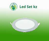 Панель светодиодная RLP-0341 3Вт 160-260В 4000К 240Лм 90/75мм белая