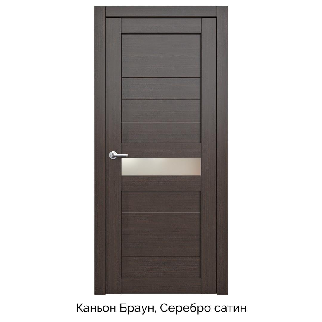 Межкомнатная дверь Partagas 1 - фото 3