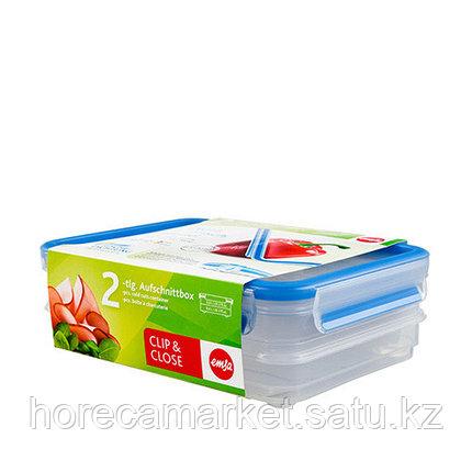 Контейнер пищевой CLIP&CLOSE большой 2,3 л., фото 2