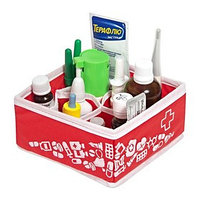 Аптечка домашняя универсальная Comfort mini (комплект из 4 шт.)
