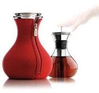Чайник заварочный 1л. красный (Eva Solo, Дания)