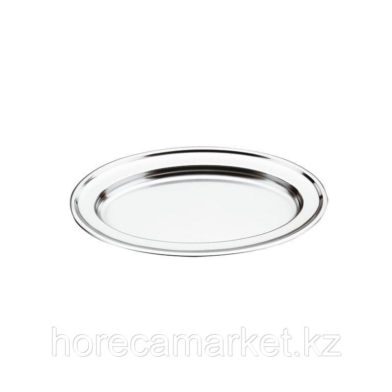 Тарелка для мясного блюда 35 см, н/сталь