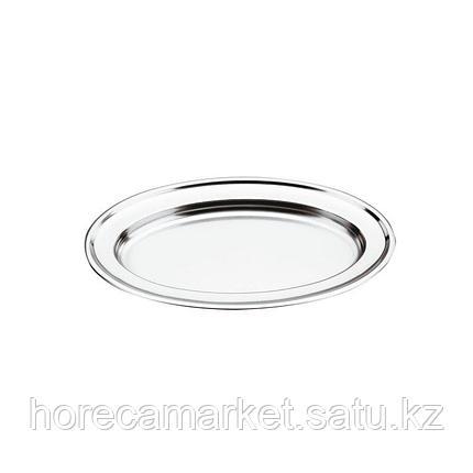 Тарелка для мясного блюда 35 см, н/сталь, фото 2