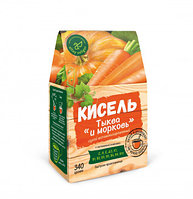 "Сухой кисель ""Тыква и морковь"" 340 гр."