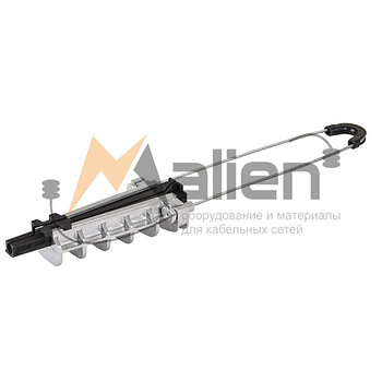 Зажим анкерный клиновой РА-1000 диаметр кабеля 8-11мм, 10кН МАЛИЕН