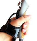 Карбоновые палки для скандинавской ходьбы CMD Sport carbon 60%, фото 5