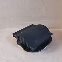Аэратор кровельный ТР-88/S для Монтеррей, Черный, фото 1