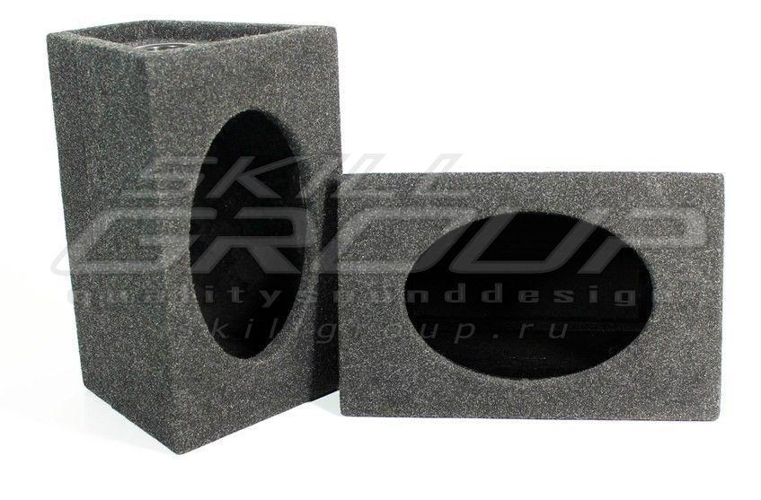 Короб для акустики 6х9 карпет