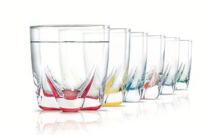 Набор стаканов Luminarc Lisbonne Rainbow 300 мл (6 шт.)
