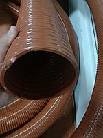 Шланг ПBX Белорус для ассенизаторов и перекачки воды, д76мм, Агроэластик гибкий, легкий и морозостойкий