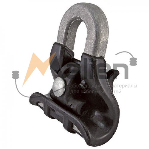 Зажим поддерживающий PS 25-95 диаметр кабеля 6-13 мм МАЛИЕН
