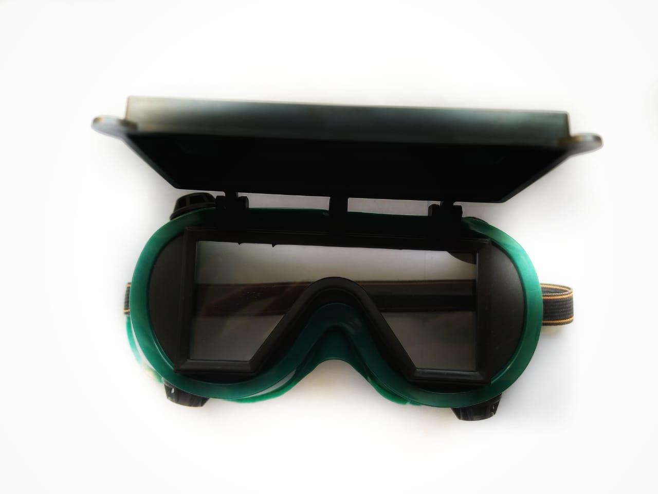 Очки защитные газосварщика с непрямой вентиляцией
