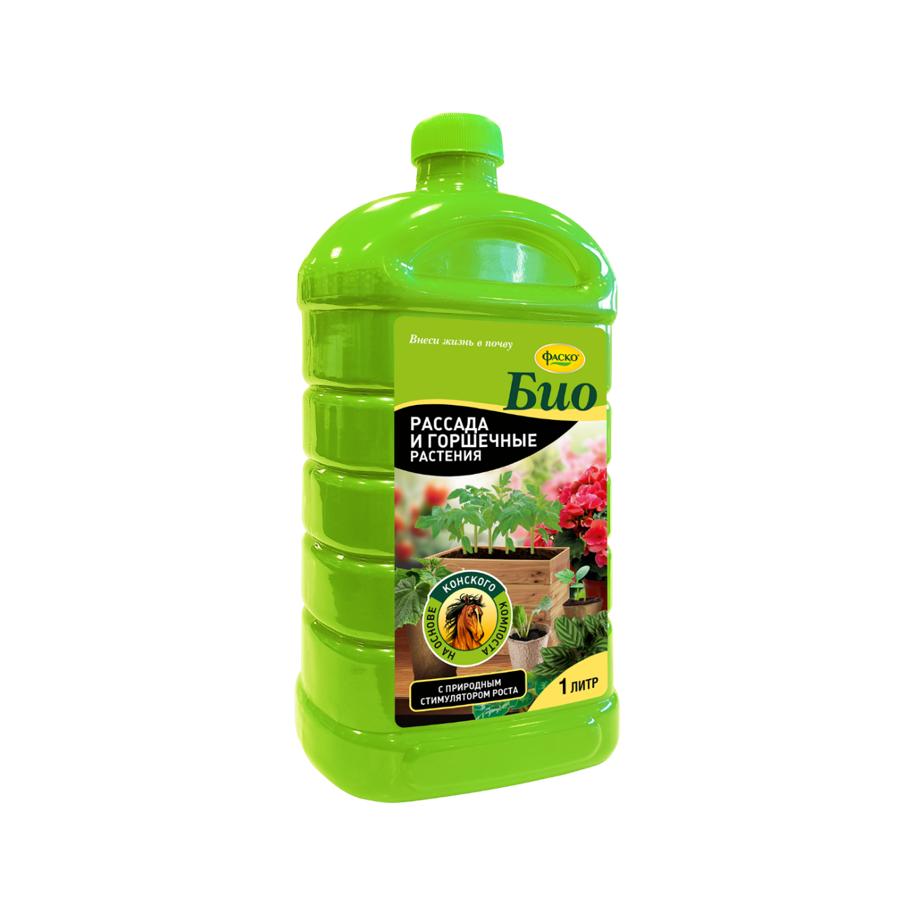 Удобрение жидкое Фаско, БИО органоминеральное универсальное 1 л