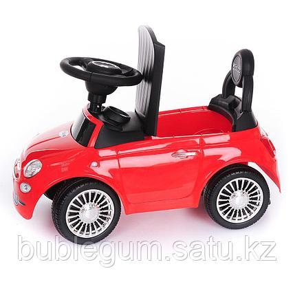 PITUSO Каталка FIAT Red/Красный