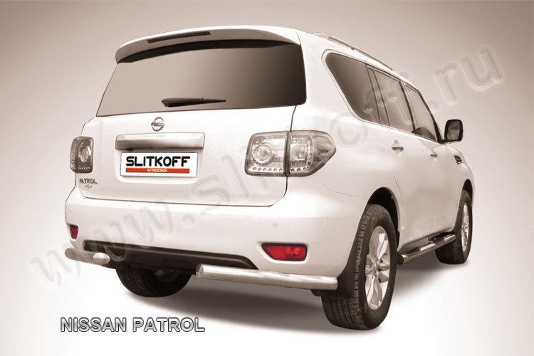 Уголки d76   Nissan Patrol
