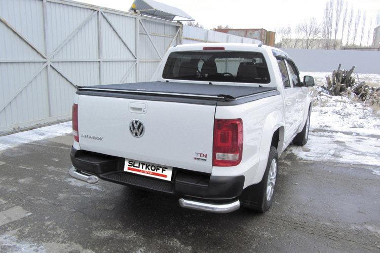 Уголки d76 Volkswagen Amarok (2016)