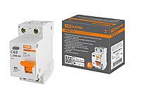 АВДТ 32 C25 30мА 4,5кА - Автоматический Выключатель Дифференциального тока TDM