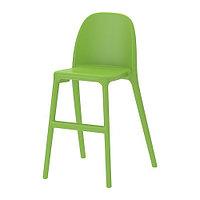 Стул детский УРБАН зеленый ИКЕА, IKEA