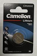 Батарейка CAMELION CR2032, Lithium Battery, CR2032, 3V, 220 mAh