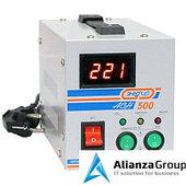 Стабилизатор напряжения Энергия АСН- 500 с цифр. дисплеем