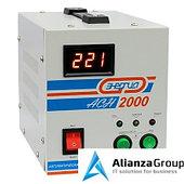 Стабилизатор напряжения Энергия АСН- 2000 с цифр. дисплеем