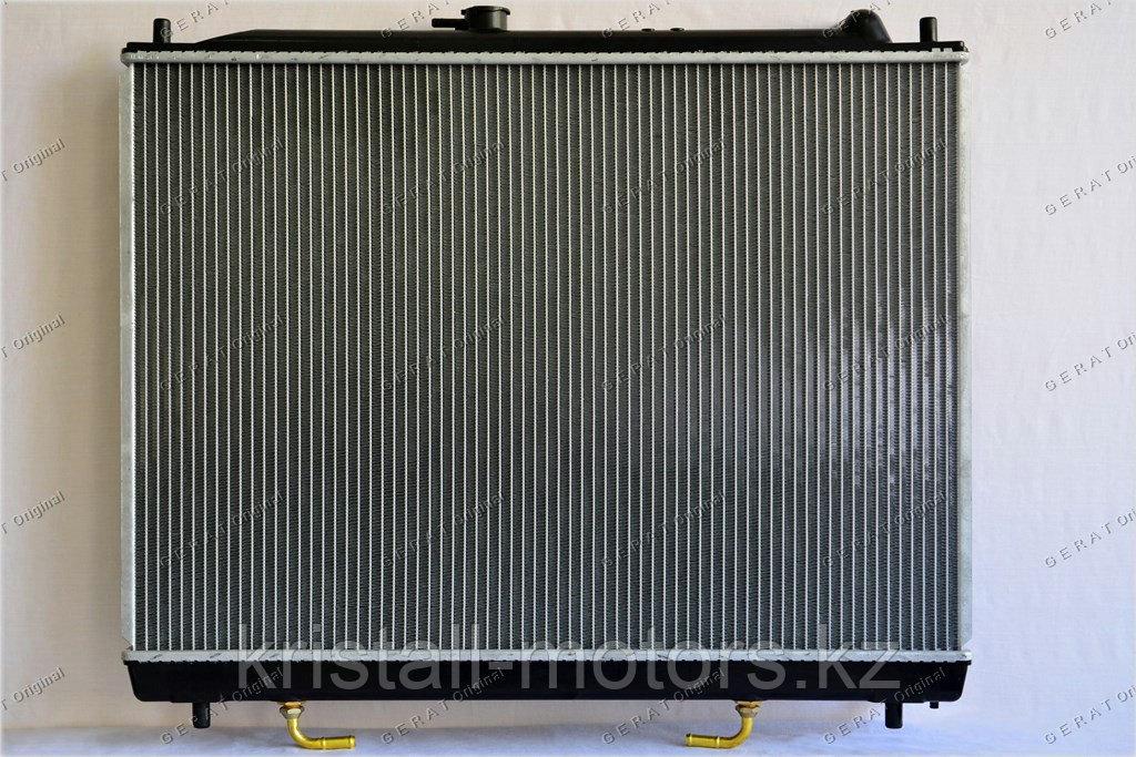 Радиатор охлождения GERAT MMC Pajero III/IV 99-05/06- 3.0 6G72/3.5 6G74