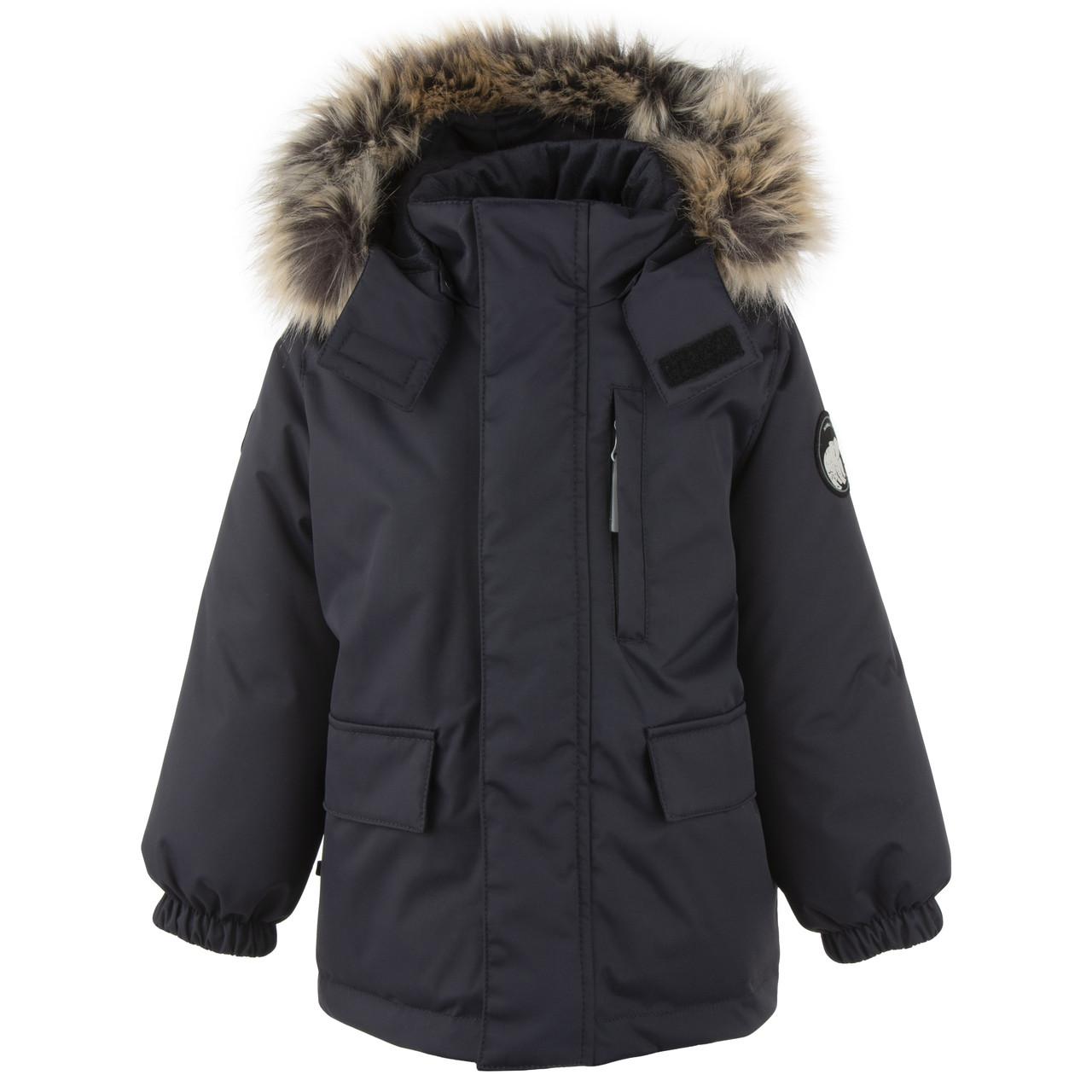 Куртка-парка для мальчиков SNOW