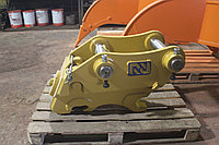 Быстросъемное устройство для экскаватора CASE CX180