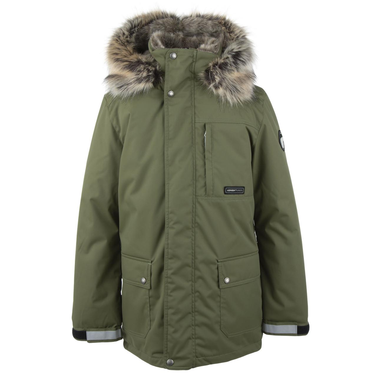 Куртка-парка для мальчиков JAKO 158