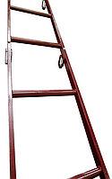 Лестница кровельная на фальц с креплением OPTIMA (дл. 1920 мм)